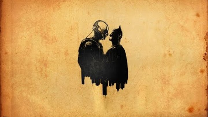 Бэтмен против Бэйна [No Sense озвучка]