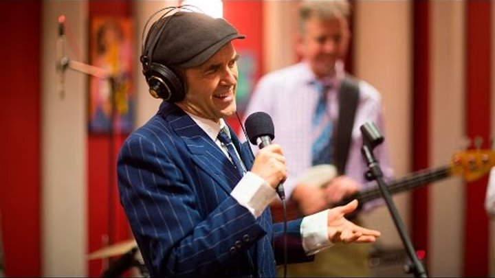 Cherry Poppin' Daddies 'Master and Slave'   Live Studio Session