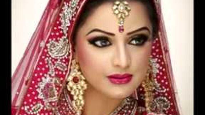 Индийские свадьбы. Национальные костюмы жениха и невесты Индии.