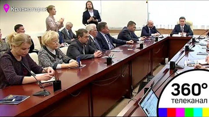 """Составлен список лауреатов премии """"Наше Подмосковье"""""""
