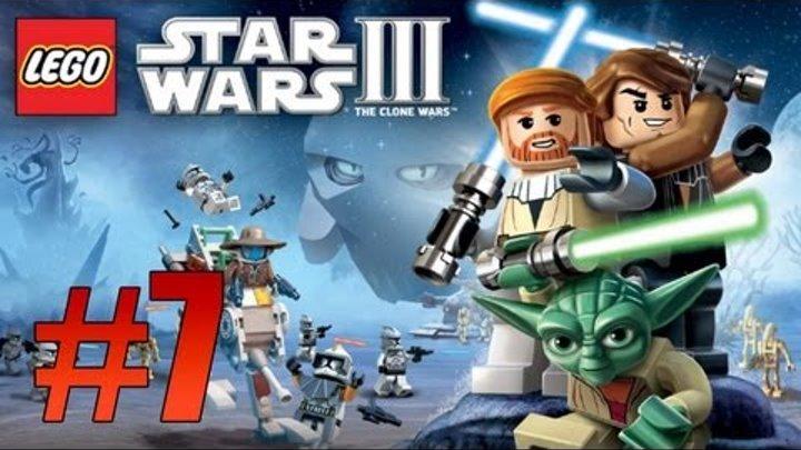 Lego Star Wars 3: The Clone Wars - Ch. 3 Destroy Malevolence - Part 7