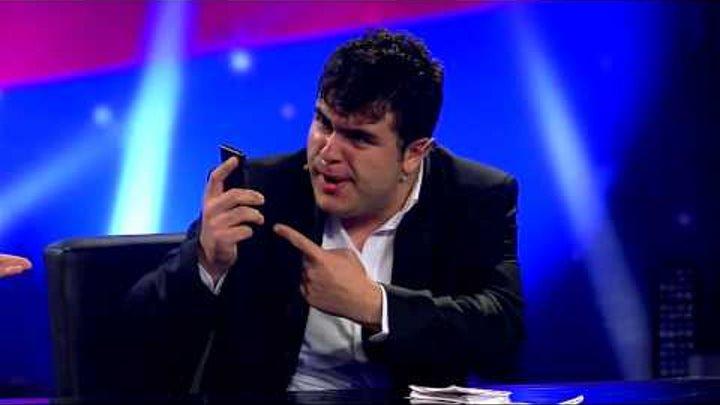 Yetenek Sizsiniz Safa - Feyyaz - Numan Komedi Skeç Gösterisi (6.Sezon 2.Bölüm)