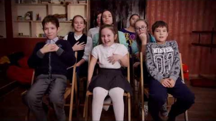 """Детская телепрограмма """"Игра в объективе"""". Выпуск 10. Театр"""