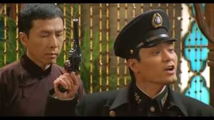Ип Ман 2008 Фильм полностью HD 1080p Донни Йен