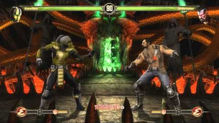 Mortal Kombat 9 #4 - Новый Боец!