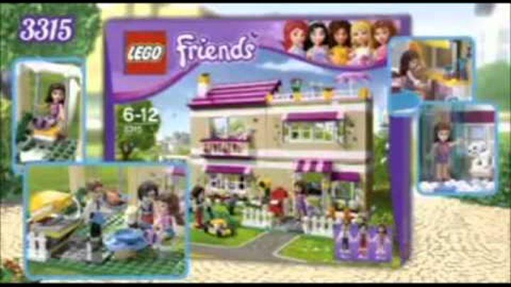 Конструктор LEGO Friends (Лего Френдс)