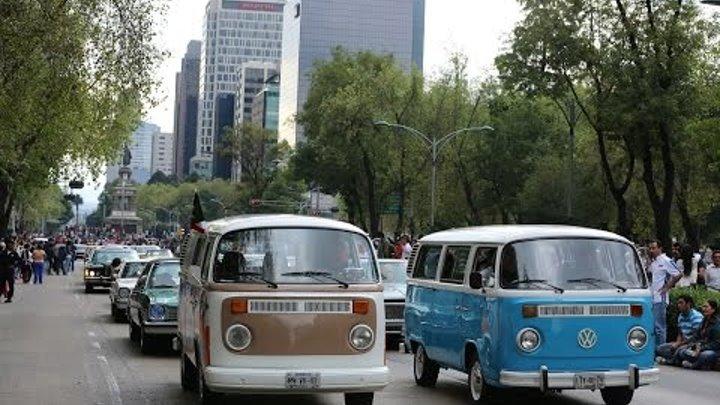 Латинская Америка. Жизнь и смерть в мексиканской столице. Мир Наизнанку - 4 серия, 6 сезон