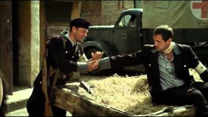 Казахстанский фильм - Касым (Без права на выбор) 2 серия / Военный (2013)