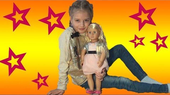 ★КУКЛА Our Generation   Аналог American Girl Doll   Распаковка Unpacking   Игры для Девочек