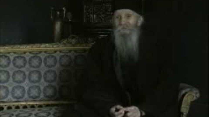 Старец Фадей - вечная мудрость (отрывок из интервью)