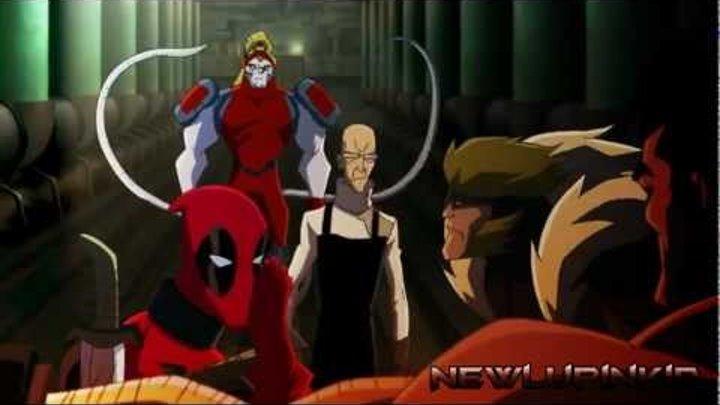 Deadpool - Monster