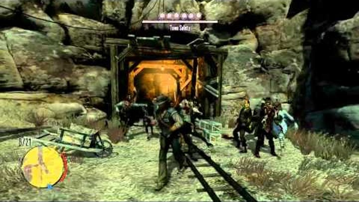Red Dead Redemption: Undead Nightmare Launch Trailer