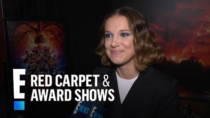 """Millie Bobby Brown Dishes on """"Stranger Things"""" Season 3 