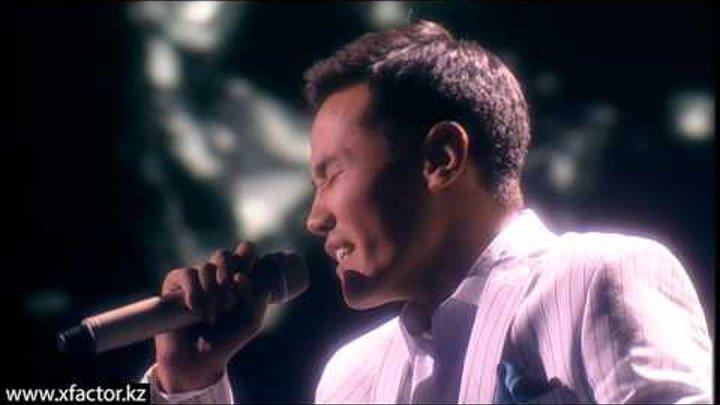 "Астана Каргабай. ""Дождь"". X Factor Казахстан. 7 концерт. Эпизод 16. Сезон 6."