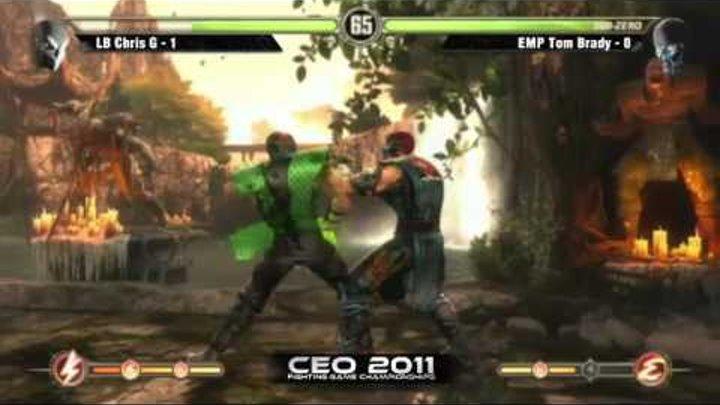 CEO 2011 - Mortal Kombat 9 - Grand Finals (part 1)