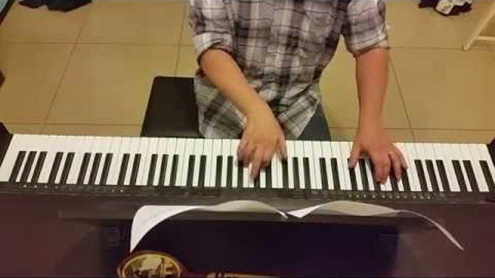 Позови меня с собой Алла пугачёва (Я приду туда где ты) пианино кавер piano cover
