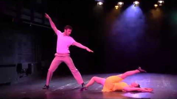 Экзамен по танцу 4 курса Школа Студия Мхат Курс И Золотовицкий, С Земцов 1080p