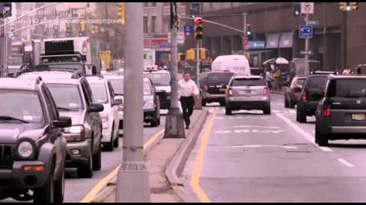 Этим утром в Нью-Йорке / The Angriest Man in Brooklyn / 2014 / Трейлер HD