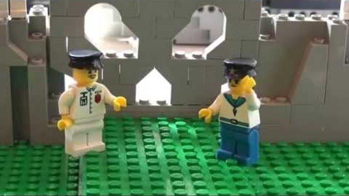 Мультик Лего! Звездные Войны! Играем в игрушки!