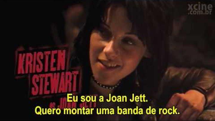 Trailer legendado de The Runaways [Kristen Stewart e Dakota Fanning] - 2010