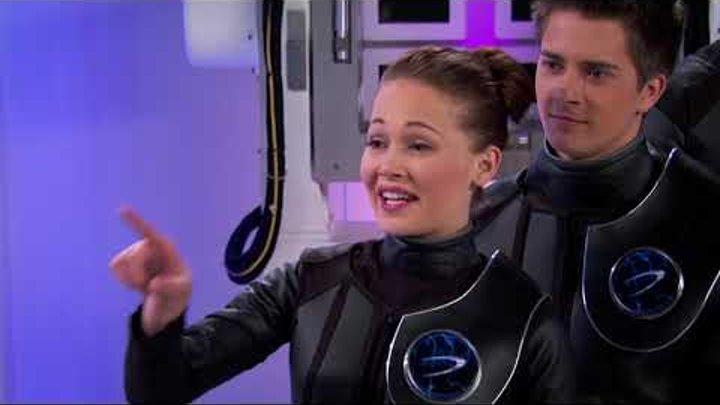 Подопытные: Остров биоников - Космическая колония. Часть 1 - Сезон 4 серия 23 | Сериал Disney