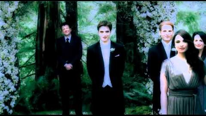 ►THE TWILIGHT SAGA - BREAKING DAWN [Official Trailer]