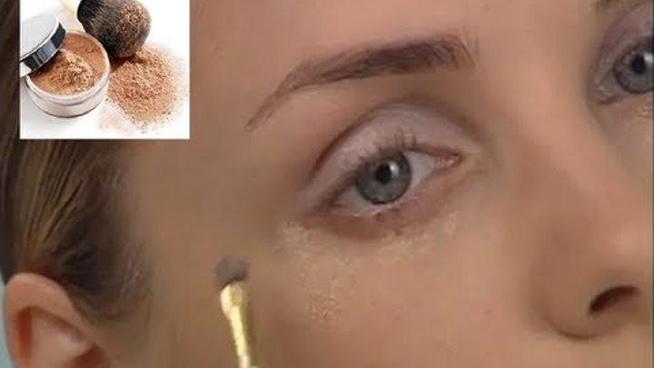 Нежный макияж глаз. Секреты макияжа. Фитнес ТВ