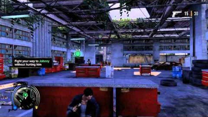 Sleeping Dogs - Walkthrough Part 1 Gameplay open world mission developers walkthrough