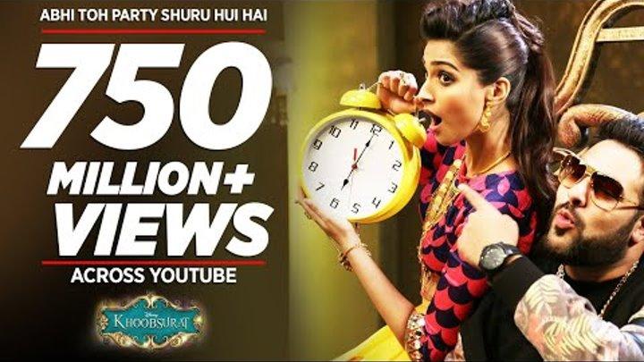 'Abhi Toh Party Shuru Hui Hai' FULL VIDEO Song | Khoobsurat | Badshah | Aastha