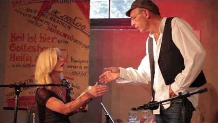 Gerd Kambehr - Wyssozki-Programm mit Verena Fränzel