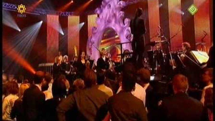 Armin van Buuren won Golden Harp @ Buma Harpen gala 2010 HQ