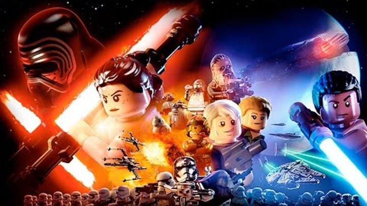 Звёздные войны. Империя против повстанцев. Прохождение игры. Часть 1. Мультик