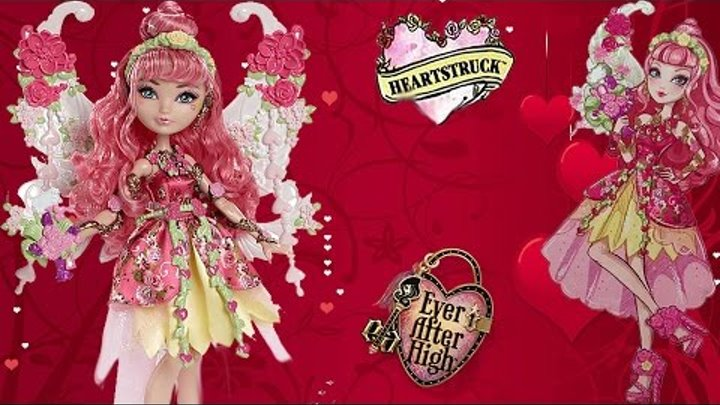 Ever After High C A Cupid Heartstruck обзор на русском