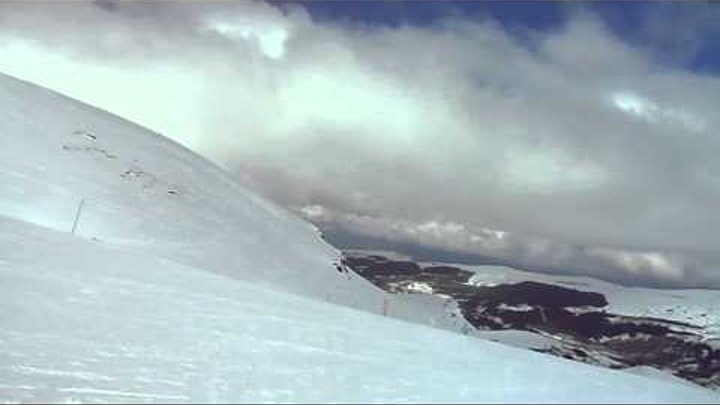 Горы Сьерра Невада Испания