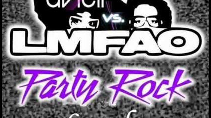 LMFAO ft. Avicii - Party Rock Levels (d.dox mashup)