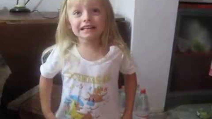 """Как ребенок 3 лет рассказывает сказку о """"Рапунцель"""""""