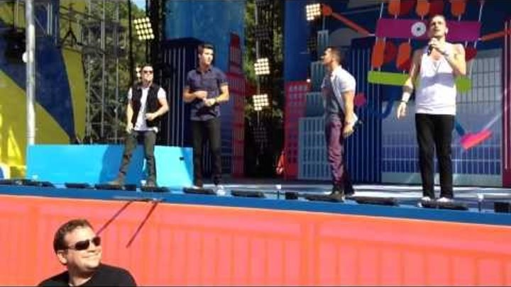 "Big Time Rush- ""Big Time Rush & The City is Ours"" - World Wide Day of Play 2013"