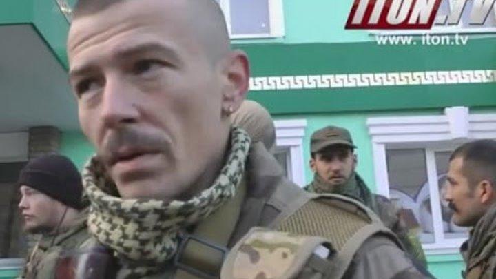 Иностранные бойцы в луганском ополчении. Кто они?