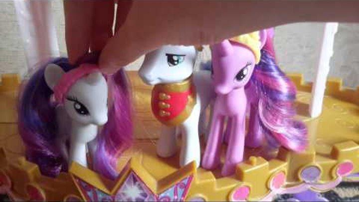 My Little Pony. Принцесса и нищенка (1 сезон 3 серия).