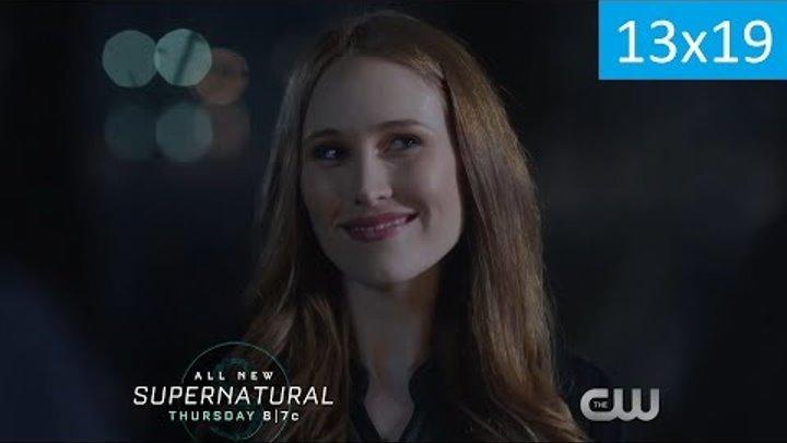 Сверхъестественное 13 сезон 19 серия - Русское Промо (Субтитры, 2018) Supernatural 13x19 Promo