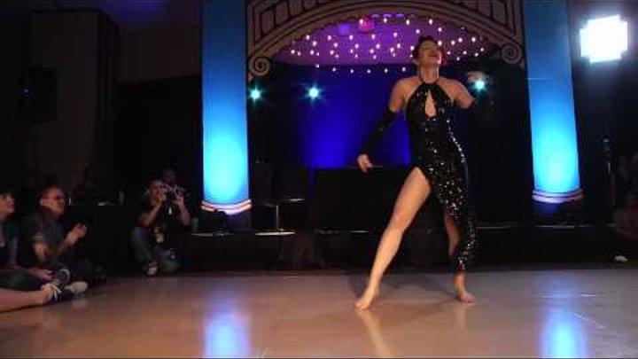 Lindy Focus X Performance: Sharon Davis