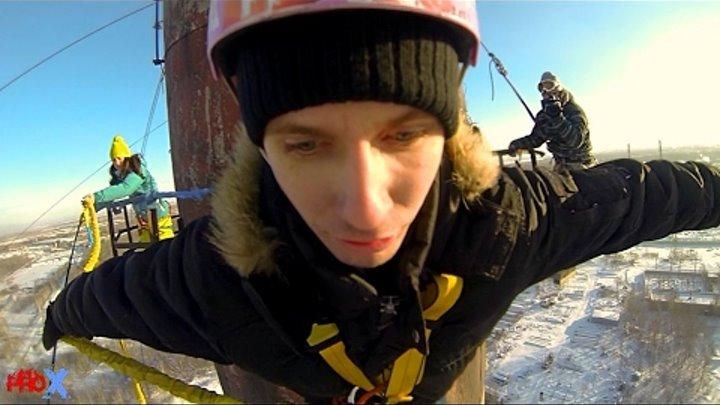 Aleksander Sh ProX RopeJumping Sarkofag Chelyabinsk 2017