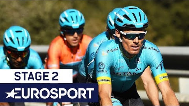 Vuelta a Valencia 2019   Stage 2 Highlights   Cycling   Eurosport