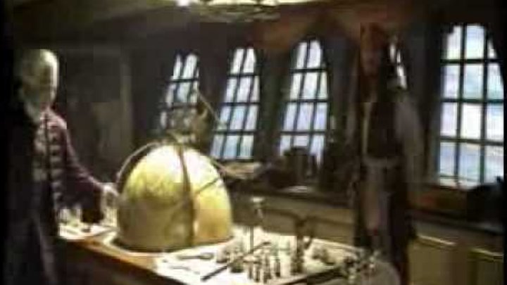 Пираты Карибского Моря 3 Смешные дубли