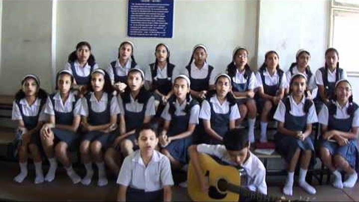 Animal instinct - The Cranberries- Abhinav School (noon session.)