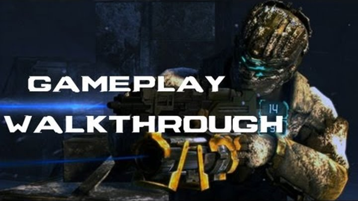 Dead Space 3 - Gameplay Walkthrough of the Co-op Demo at E3 2012