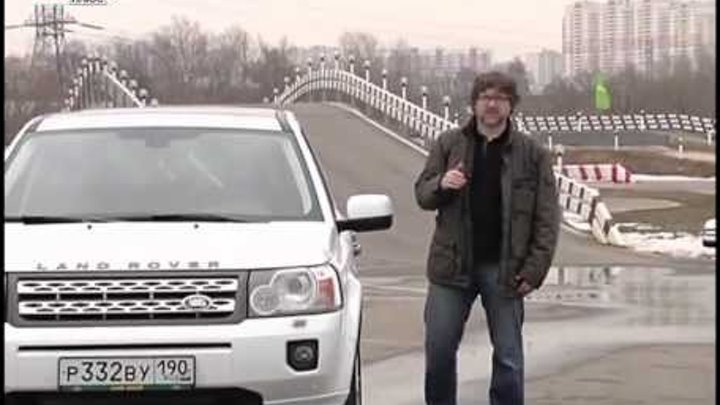 Mercedes-Benz GLK 220 CDI vs Land Rover Freelander 2 SD4/ Тест-драйв