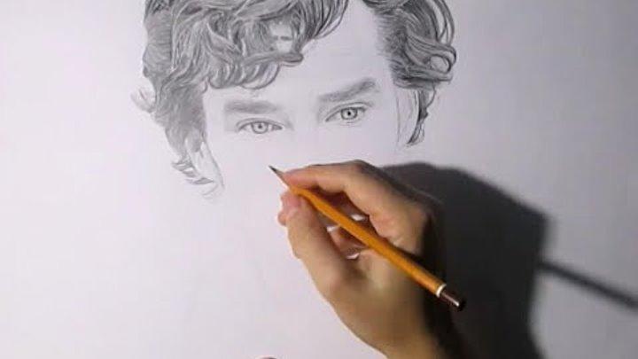 Шерлок Холмс Бенедикт Камбербэтч Sherlock Holmes Benedict Cumberbatch