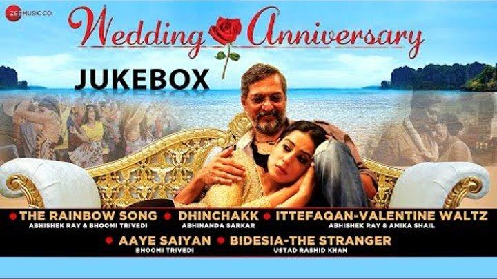 Wedding Anniversary - Full Movie Audio Jukebox | Nana Patekar & Mahie Gill