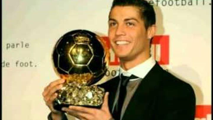 """Cristiano Ronaldo - рожденный побеждать! Серия """"Великие игроки"""""""